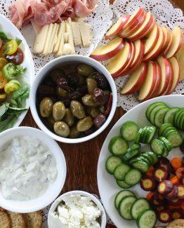 vegetarische-salade